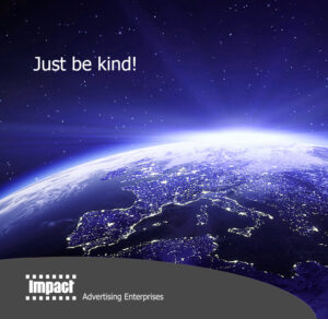 Planet Earth…be kind people!